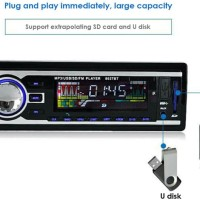 TAPE MOBIL support Bluetooth /USB/ MP3/ SDCARD/ handsfree 02