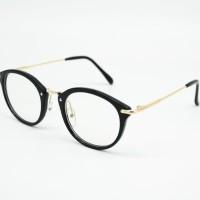 Frame Kacamata Minus Fashion 8937 Pria Wanita Full Hitam 13089742c2