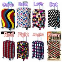 cover koper sarung elastic luggage XL