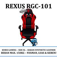 KURSI GAMING REXUS RGC-101