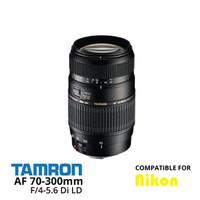 Lensa Tamron 70-300mm F4-5.6 LD Macro For Nikon