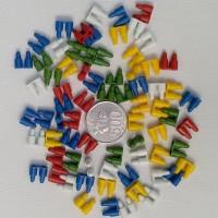 mainan lego indonesia edukatif bongkar pasang meronce bombik roket