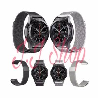 Samsung Gear S3 Classic Frontier Metal Milanese Loop Strap 22mm