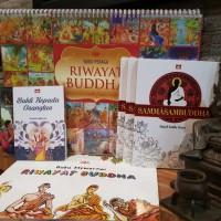 Paket 3 Sammasambuddha (Bonus: Karma, Bakti Anak, Peraga, Coloring)