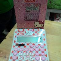 Kalkulator Hello Kitty (KT 8855)