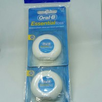 Oral B dental floss packing isi 2