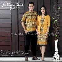 Sarimbit Batik RnB Couple Batik RnB Bumi Jawa