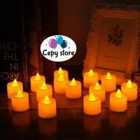 Lilin LED / Lilin Elektrik / Electric Candle / Smokeless Candle