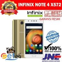 Hp Infinix Note 4 X572 RAM 3GB ROM 32GB - Garansi Resmi
