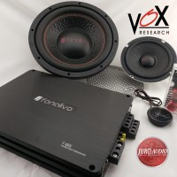 Paket Audio Mobil Daily SQ Fonalivo By Vox Research