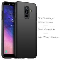 Baby Soft Case Slim Matte Thin Samsung Galaxy A6 J4 J6 J8 Plus 2018