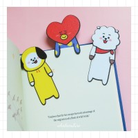 BTS / BT21 BOOKMARK