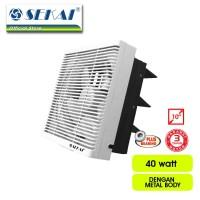 Sekai Kipas Angin Partisi Exhaust Tipe Dinding PWE 1080