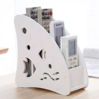 Jual 525D Tempat remote Ac,tv,hp,Atk/Desktop storage holder FISH Murah