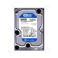 Western Digital - Internal Hard Disk Drive 3.5'' - Caviar Blue 500GB