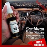 Parfum Kopi Caribbean   review parfum mobil