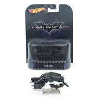 Batman The Dark Knight Rises The Bat Hot Wheels Retro Series