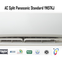 AC PANASONIC CU/CS YN5TKJ - Standard 1/2 0.5 PK - R32