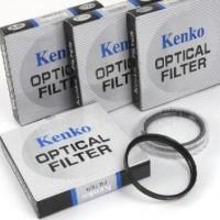 Filter UV Lensa Kamera 37mm Merk Kenko Utk Sony Olympus Fuji Leica -