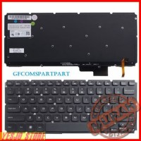 [YESJO] casan laptop Keyboard Laptop Dell XPS 14, L421X, 15, L521X US