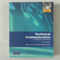 Technical Communication 7ed / 2010 / Pfeiffer