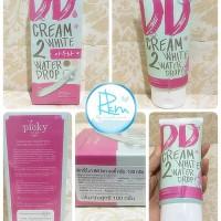 Harga dd cream white water drop spf 50 by picky | antitipu.com