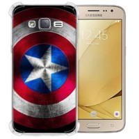 Captain America Marvel Superhero Samsung Galaxy J2 Prime Casing Hp