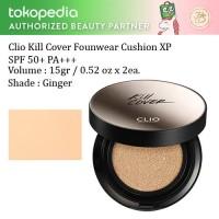 CLIO KILL COVER FOUNWEAR CUSHION XP SPF50+ PA+++ (04 GINGER)