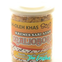 Kremes Kriuk sari ayam MALIOBORO khas SOLO 180gr