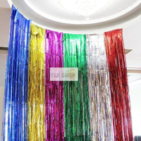 Tirai Foil / Curtain Foil / Backdrop Foil