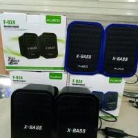 Fleco F-024 Speaker Aktif / Speaker Komputer / Laptop / Pc / Mobil