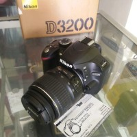 nikon D3200 kit mulus istimewa sc minim bukan D3300 550D 1200D 1300D