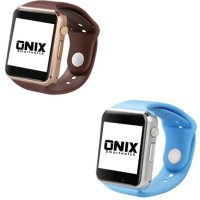 Onix SmartWatch - A1 / U10 Black-Black Apple Watch Look Like