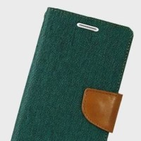 Canvas Diary Case Asus Zenfone Live Dompet Hp/Cover Hp/Original