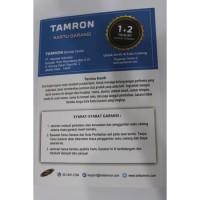 LENSA TAMRON 70-300MM F4.5-5.6 DI LD MACRO 1:2 FOR CANON GAR (Limited)