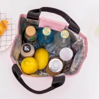 Cooler Bag Motif Tas Penahan Suhu Dingin Panas Delivery Makanan Hot OK
