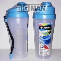 Botol Minum Tumbler Shaker ARNISS Nuevo Salsa 400 ml 400ml - 500 ml