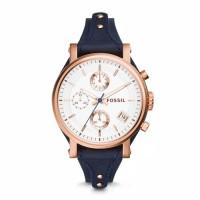 jam tangan wanita Fossil boyfriend watch ES3838 original