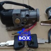 Jual Aksesoris Motor Box Bok Jok Karisma Supra X 125 Ori Hm