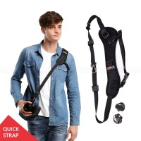 Focus F-1 Quick Rapid Shoulder Sling Belt Neck Strap