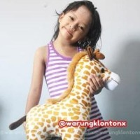 Boneka Giraffe Jerapah Big 55cm High Quality