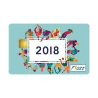 KARTU FLAZZ BCA SPECIAL EDITION ASIAN GAMES TOSCA 2018 Saldo 50rb