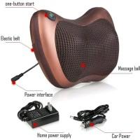 ALAT KESEHATAN Car Home Massage Pillow Bantal Pijat Otomatis READY