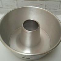 Loyang cetakan kue tulban pulde bolu cake press diameter 22 cm