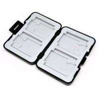 Kotak Case Holder Plastic Storage Box for Memory Card 4 Limited