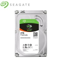 Seagate 2TB FireCuda SSHD HDD Internal PC SATA Harddisk Diskon