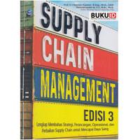 Buku Supply Chain Management Edisi 3