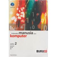 Buku Interaksi Manusia dan Komputer Edisi 2
