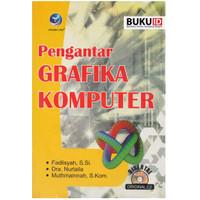 Buku Pengantar Grafika Komputer+cd