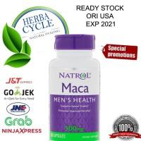 Harga natrol maca 500 mg 60 cap ori usa supplemen kesehatan | antitipu.com
